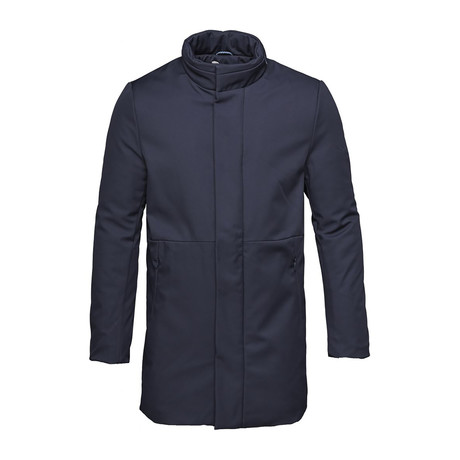 Long Soft Shell Bounded Jacket // Eclipse (S)