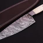 Damascus Chef Knife // 9033