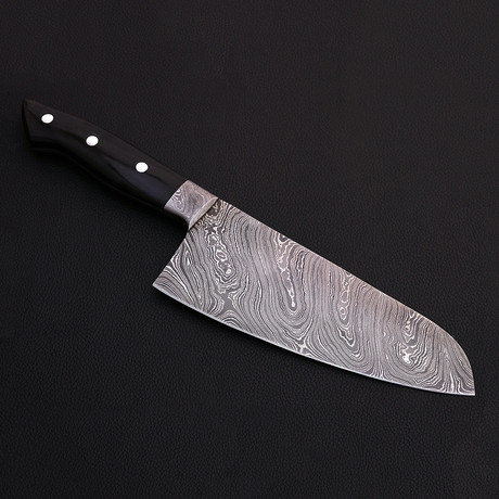 Damascus Chef Knife // 9038