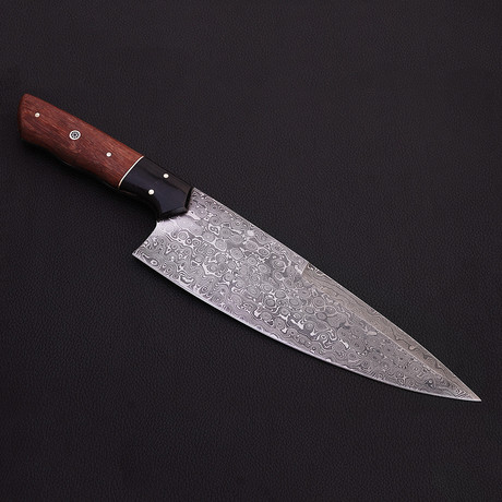 Damascus Chef Knife // 9039