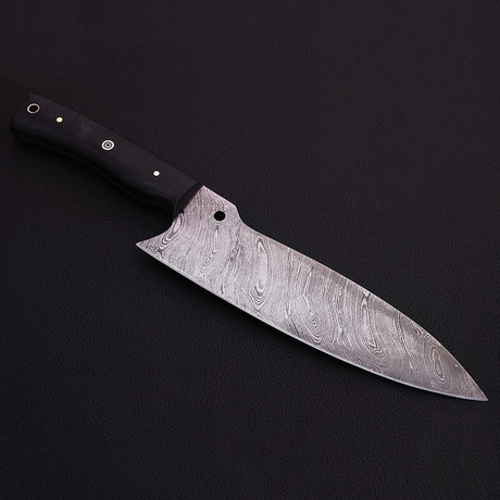 Damascus Chef Knife // 9041