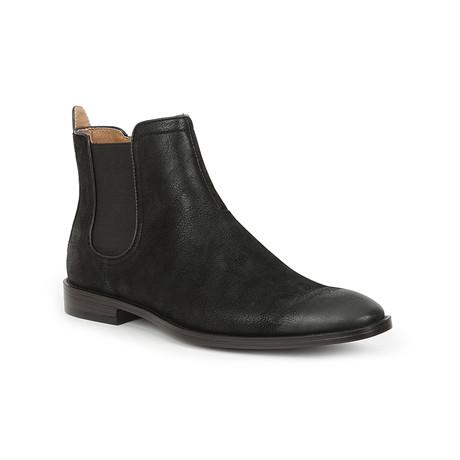 Proof Zip Gore Boot // Black (US: 7)