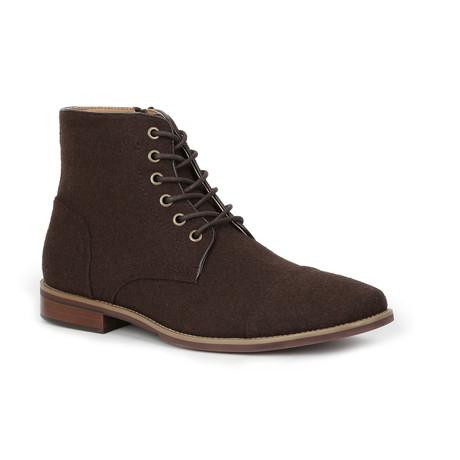 Ventana Cap Toe Vicks Boot // Brown (US: 7)