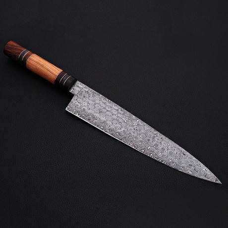 Damascus Chef Knife // 9053