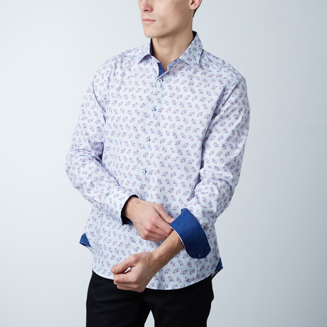 Salinger Black Label Sport Shirt (S)