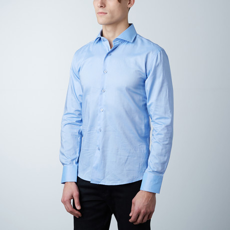 Grenadine Slim Fit Shirt (US: 14R)