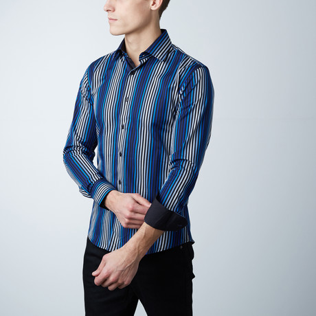 Eisen Black Label Slim Fit Shirt (US: 14.5R)
