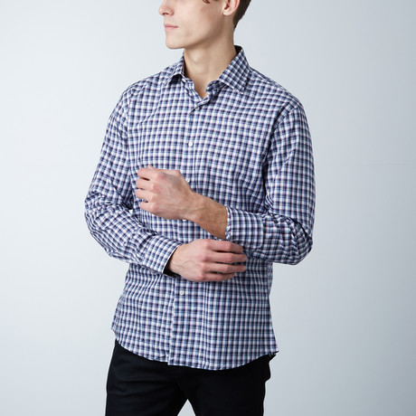 Jin Black Label Slim Fit Shirt (US: 14.5R)