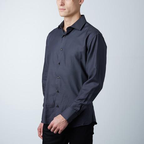 Konan Black Label Slim Fit Shirt (US: 14.5R)