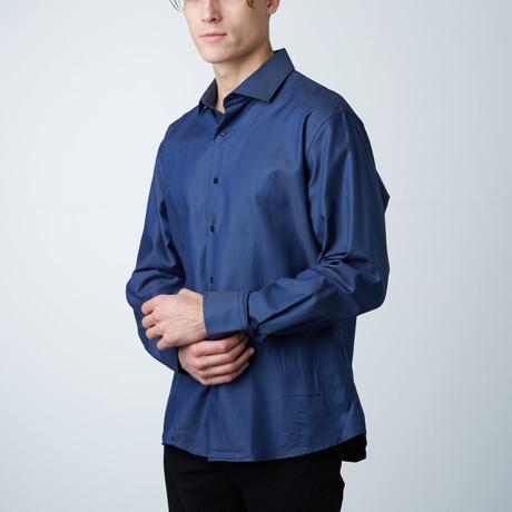 Asher Black Label Slim Fit Shirt (US: 14.5R)