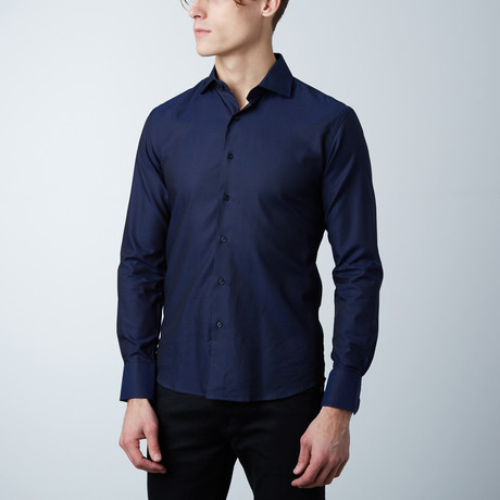 Haggar Black Label Slim Fit Shirt (US: 14.5R)