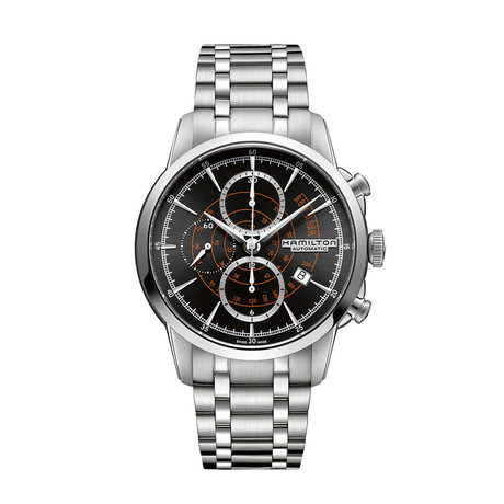 Hamilton Railroad Chronograph Automatic // H40656131
