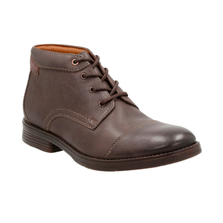 Devington Cap Boot // Brown (US: 7)