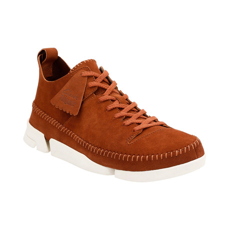 Trigenic Flex Shoe // Dark Tan (US: 7)