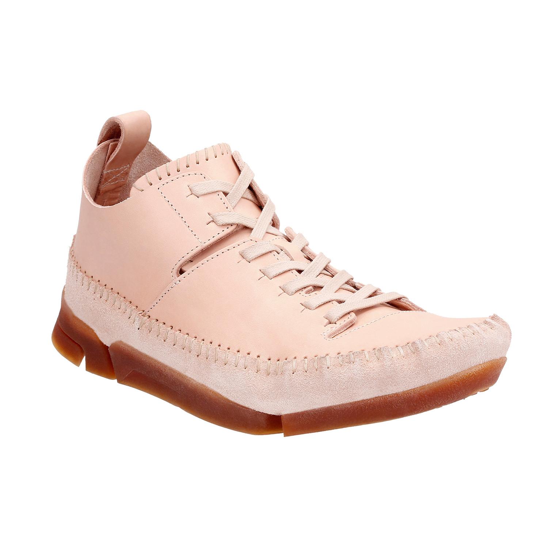 Clarks Trigenic Flex Shoe - Men's Natural Nubuck, 10.5
