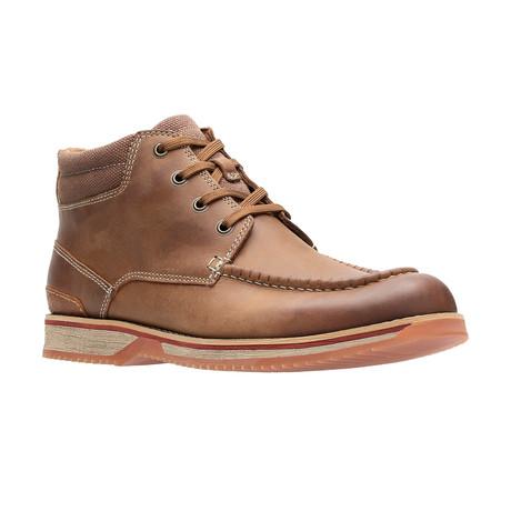 Katchur Top Boot // Dark Tan (US: 7)