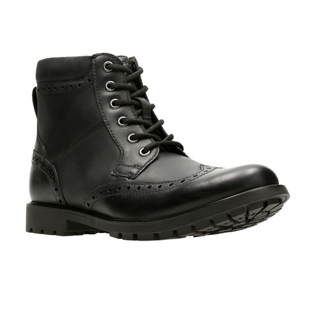Curington Rise Boot // Black (US: 7)