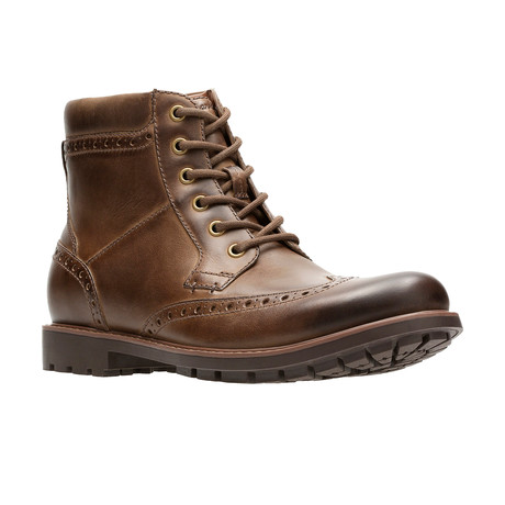 Curington Rise Boot // Brown (US: 7)