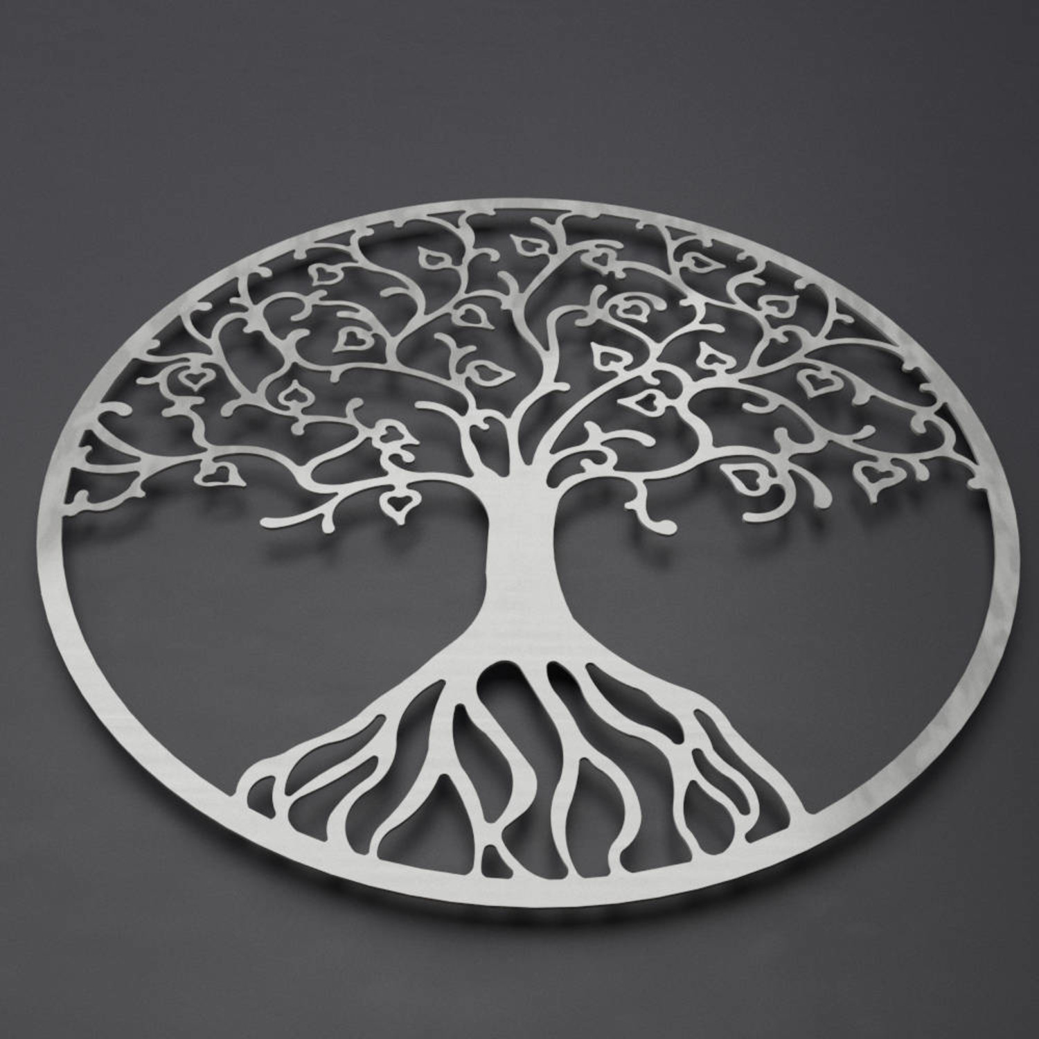 tree of life d metal wall art w x h x d arte metal