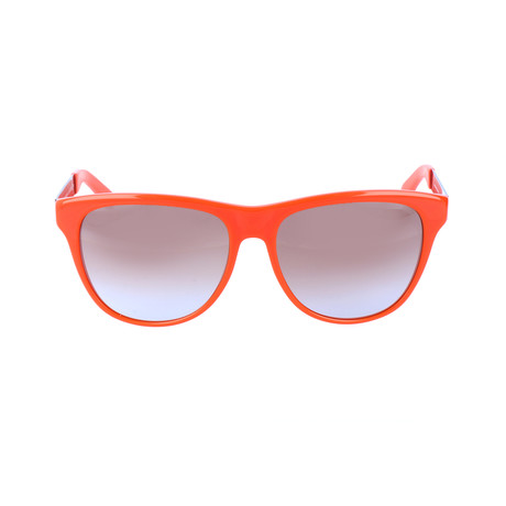 Ethan Sunglass // Dark Orange