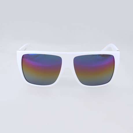 Liam Sunglass // White