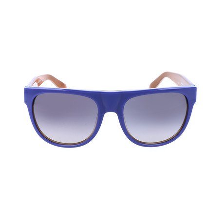 Yanis Sunglass // Blue + Yellow
