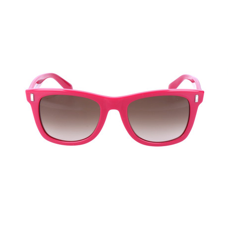 Jules Sunglass // Red