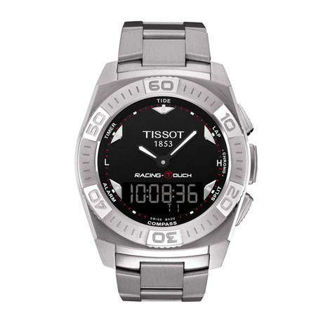 Tissot Racing-Touch Quartz // T0025201105100