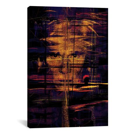 "Andy Warhol by Nicebleed (18""W x 26""H x 0.75""D)"
