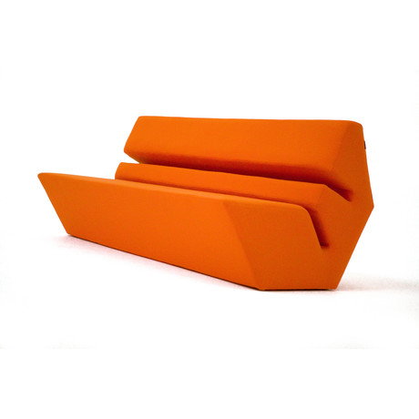 Evo Sofa (Orange)