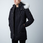 Stirling Parka // Black (XS)
