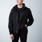 Rivet Jacket // Black (XS)