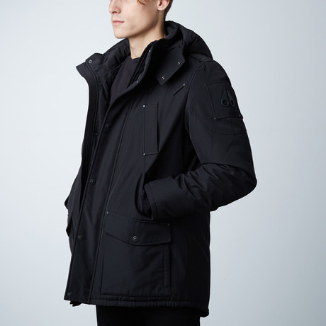 Yellowknife Parka // Black (XS)