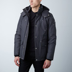 Yukon Parka // Dark Grey (XS)