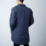 Stirling Parka // Steel Blue (XS)