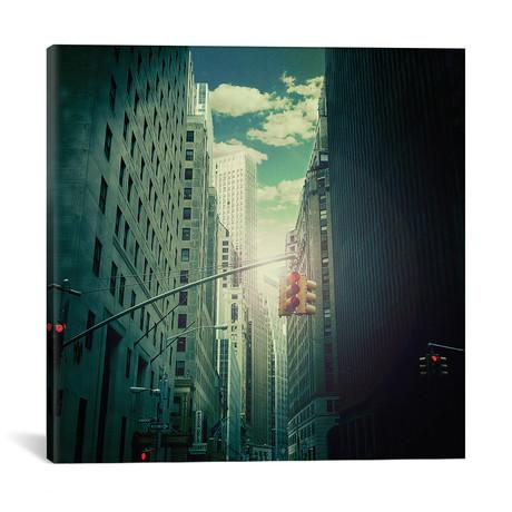 """Downtown (18""""W x 18""""H x 0.75""""D)"""
