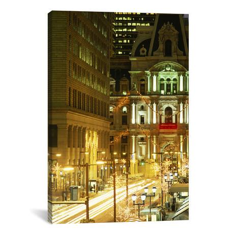 "City Hall, Philadelphia, PA (18""W x 26""H x 0.75""D)"