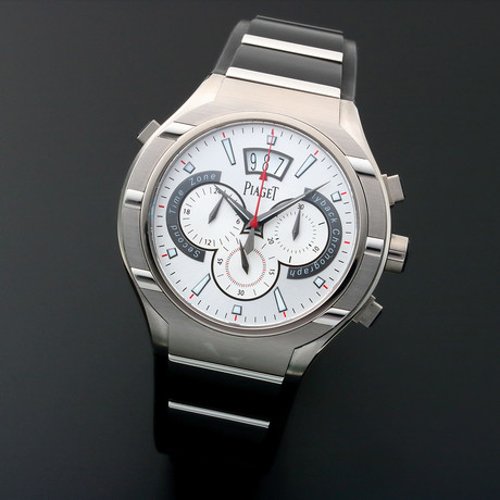 Piaget Chronograph Automatic // GOA34 // Store Display
