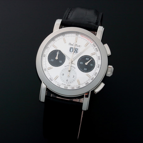 Paul Picot Date Chronograph Automatic // P0434 // Unworn