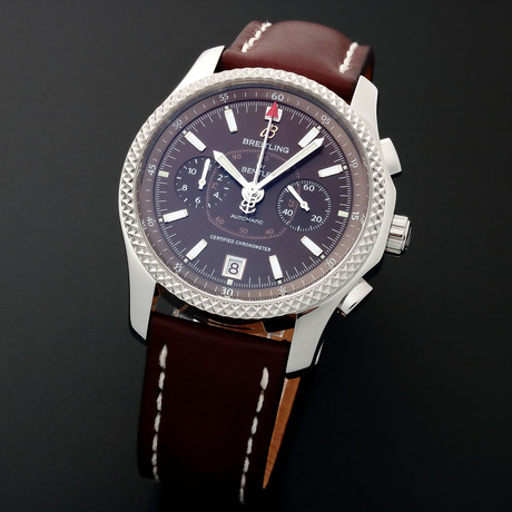 Breitling Bentley Chronograph Automatic // P26362 // Unworn