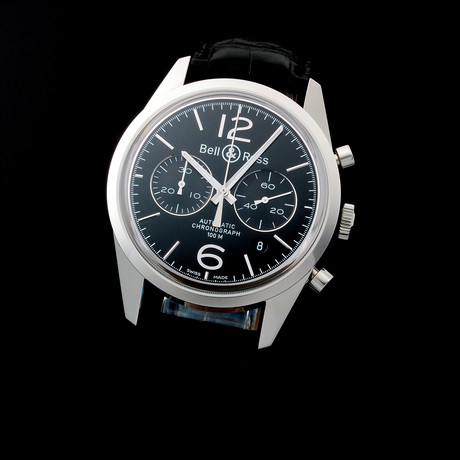 Bell & Ross Chronograph Date Automatic // BR126 // Unworn