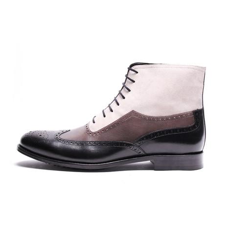 Leato // Black + Grey (Euro: 40)