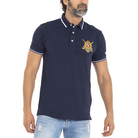 Honour Polo // Navy (S)