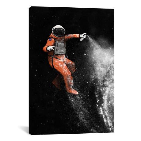 """Astronaut (26""""W x 18""""H x 0.75""""D)"""
