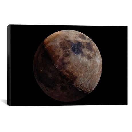 """Mineral Moon (18""""W x 26""""H x 0.75""""D)"""