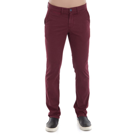 Green Pants // Bordeaux (31WX32L)