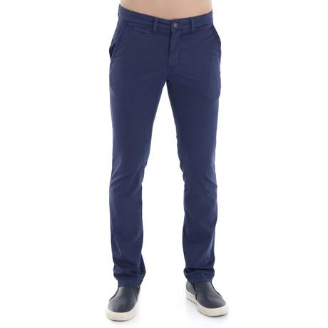 Green Pants // Navy (31WX32L)