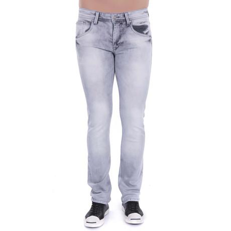 Bunker Jeans // Grey (31WX32L)