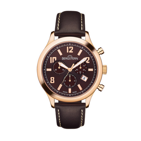 Bergstern Dress Quartz Chronograph // B028G144