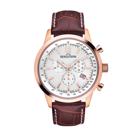 Bergstern Dress Chronograph Quartz // B029G146